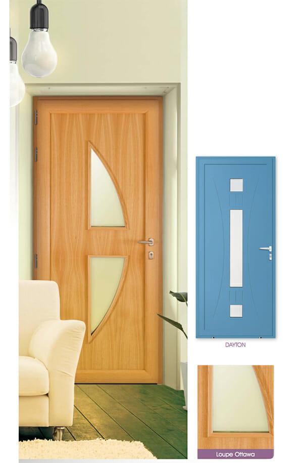 porte mixte bois aluminium portes et fen tres pvc bois et alu en essonne 91. Black Bedroom Furniture Sets. Home Design Ideas