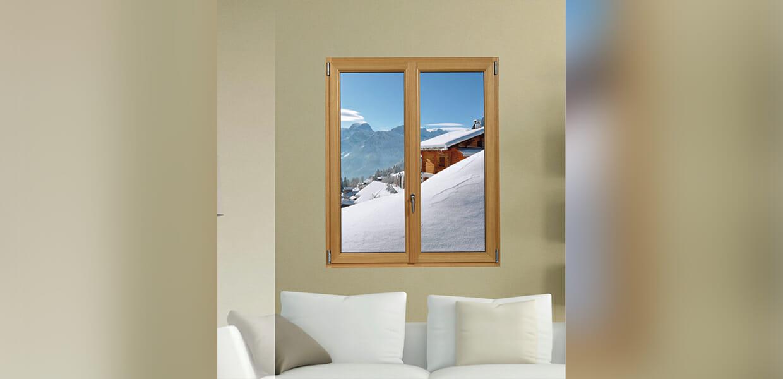 Fenetre mixte bois aluminium portes et fen tres pvc for Fenetre alu pvc mixte