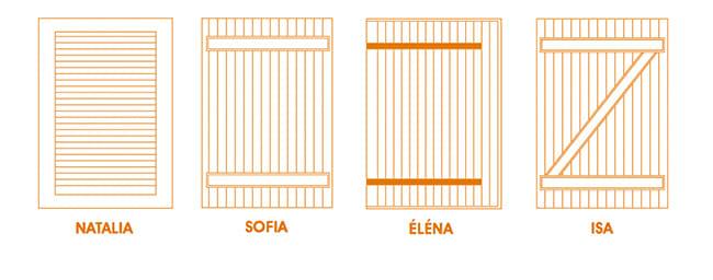 volet battant aluminium classique portes et fen tres pvc bois et alu en essonne 91. Black Bedroom Furniture Sets. Home Design Ideas