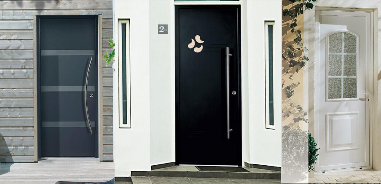 Porte aluminium 91 d couvrez la gamme fabrication for Porte de garage fabrication francaise