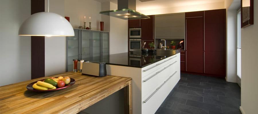 cuisine sur-mesure moderne