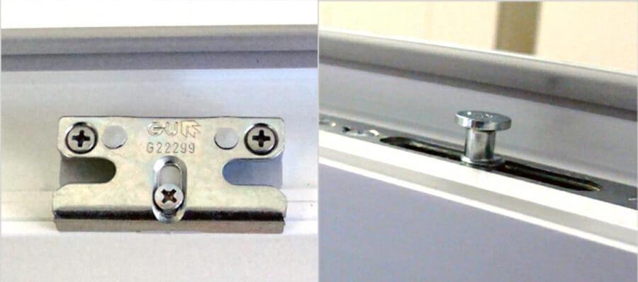 Pack sécurité fenêtre PVC OuvertureS
