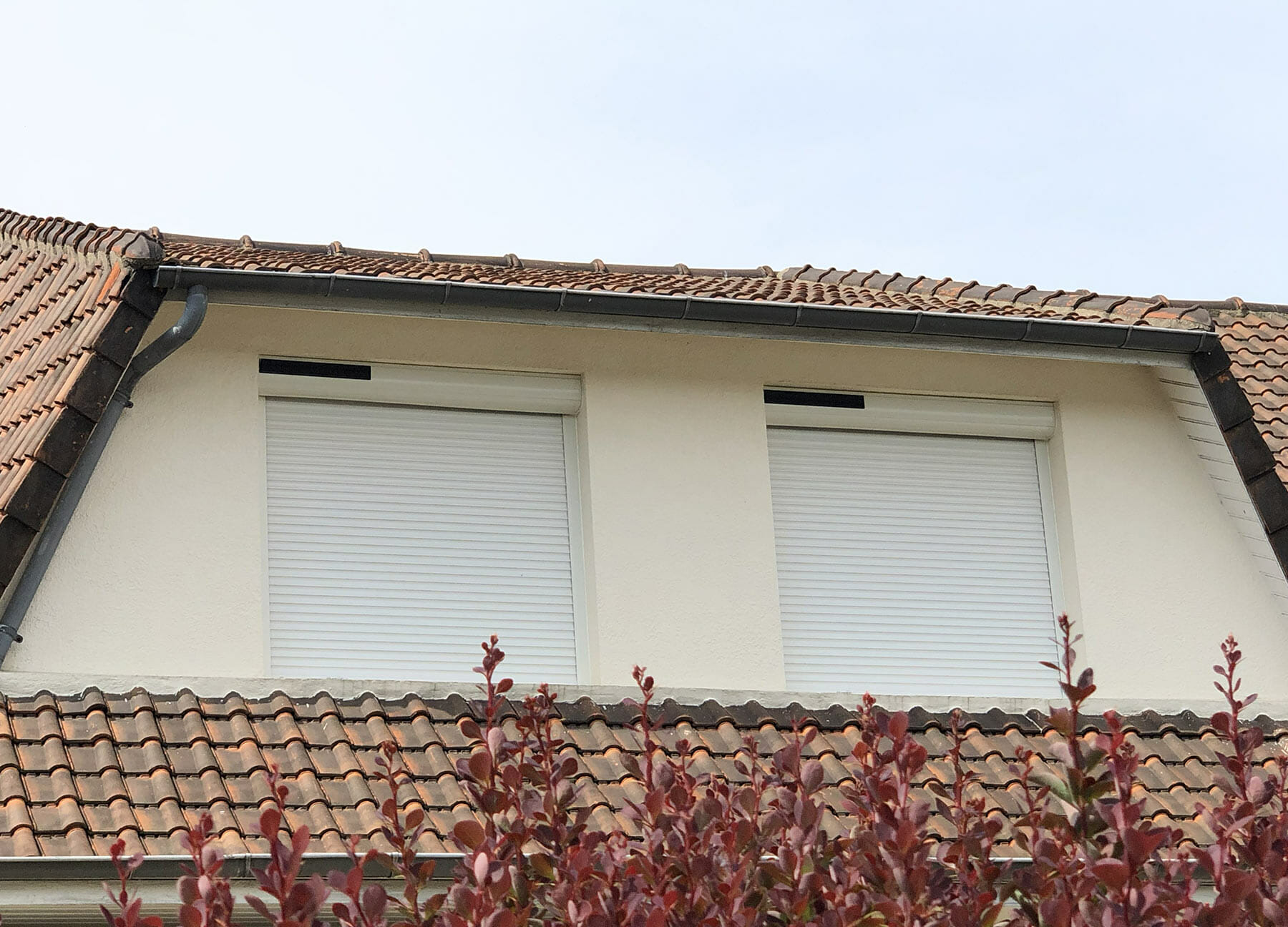 Pose volet roulant solaire à Mennecy en Essonne